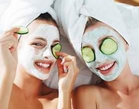 Маски для обличчя з натуральних продуктів фото