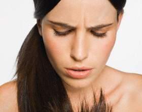 Маски для посічених кінчиків волосся: рецепти фото