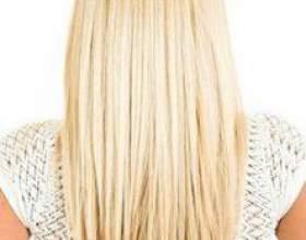 Маски для волосся проти перетину фото