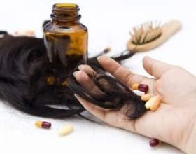 Маски для волосся з вітамінами фото