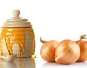 Маски з цибулею і медом для краси волосся фото