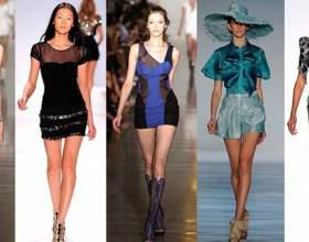 Мода: модні тенденції сезону весна-літо 2017 фото