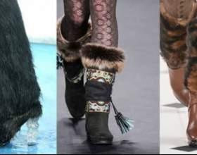 Модне взуття сезону фото