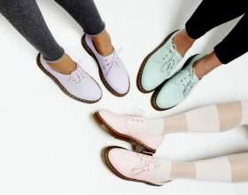 Модний жіночий осіння взуття 2017 фото