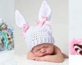 Модні дитячі шапки зима 2017-2012 фото