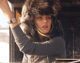 Модні жіночі шапки зима 2017-2012 фото
