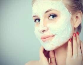 Молочні маски для обличчя фото