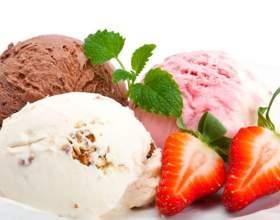 Морозиво в домашніх умовах - рецепти фото