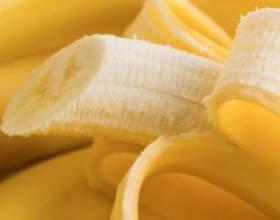 Чи можна банани мамі, що годує? фото