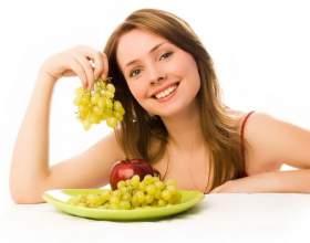 Чи можна поправитися від винограду? Калорійність винограду фото