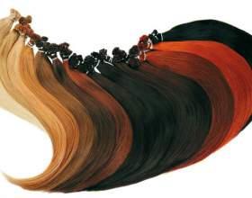 Нарощування волосся: переваги і недоліки фото