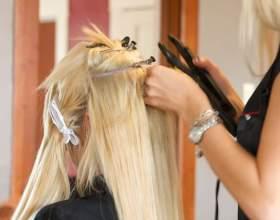Нарощування волосся в студії arthair фото