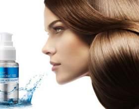 Наскільки корисна гіалуронова кислота для блиску і молодості волосся? фото