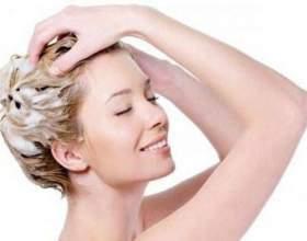 Натуральні шампуні для волосся вдома фото
