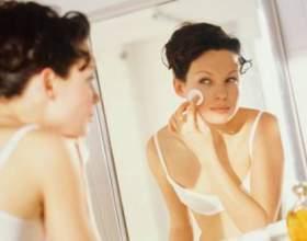 Очищення обличчя в домашніх умовах фото