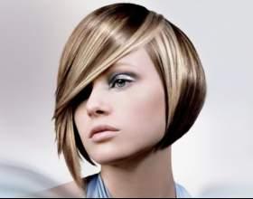 Фарбування волосся в два кольори. Процедура фарбування в два кольори будинки фото