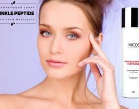 Омолоджуючий тонік-сироватка wrinkle peptide для боротьби зі зморшками фото