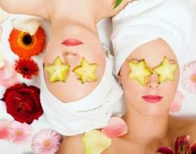 Осінні маски для краси і здоров`я шкіри обличчя фото