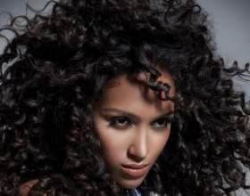 Особливості хімічної завивки на довге волосся фото