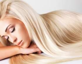 Освітлення волосся перекисом водню фото