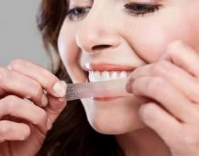 Відбілюючі смужки для зубів: застосування, відгуки. Смужки для відбілювання зубів crest 3d white і інших брендів фото