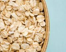 Вівсянка - природний джерело корисних вітамінів і мікроелементів для шкіри фото