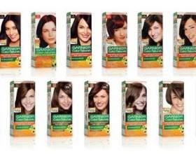 Палітра «гарньер колор нейчералс», або як вибрати колір фарби для волосся? фото