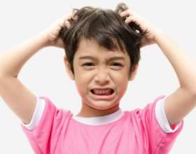 Лупа у дитини 7 років - лікування і профілактика фото