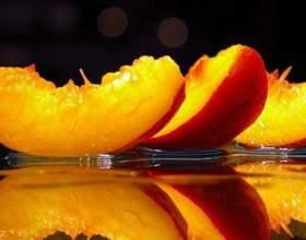 Персикове масло для особи фото