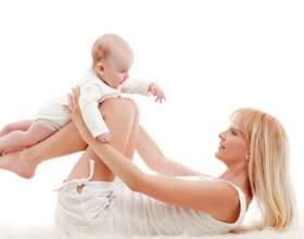 Пілатес - вправи для молодих мам фото
