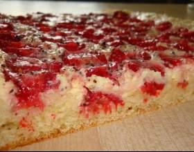 Пиріг з полуницею в мультиварці: рецепти. Пиріг з полуницею: приготування в мультиварці редмонд фото