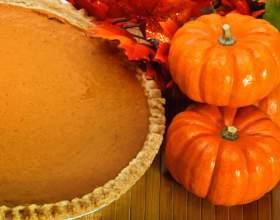 Пиріг з гарбузом - прості і швидкі рецепти фото