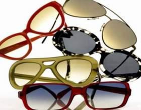 Підбираємо сонцезахисні окуляри за формою обличчя фото