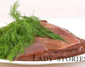 Корисні властивості яловичої печінки фото