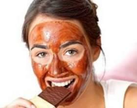 Корисний шоколад: шоколадні маски для здоров`я фото