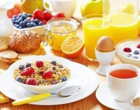Корисний сніданок - запорука краси і гарного самопочуття фото