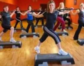 Популярні фітнес вправи. Детальний відео. фото