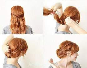 Приголомшливі зачіски на довге волосся: покрокове керівництво фото