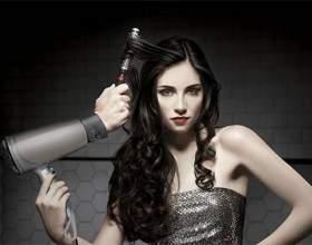 Правила вибору фена-щітки для волосся фото