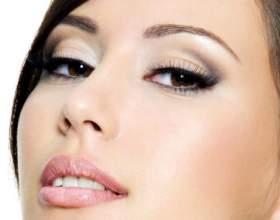 Правильний макіяж для карих очей (послідовне виконання) фото