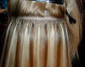Правильний догляд за нарощеними волоссям фото