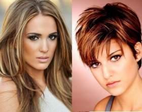 Зачіски для овального особи. Як вибрати стрижку і укладку? фото