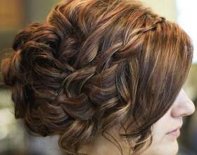 Зачіски на випускний на довге волосся для дівчаток: різноманітність варіантів і поради стилістів фото