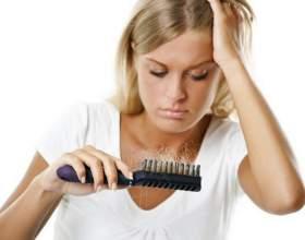 Причини випадіння волосся у жінок 30 років фото