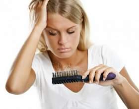 Причини випадіння волосся фото