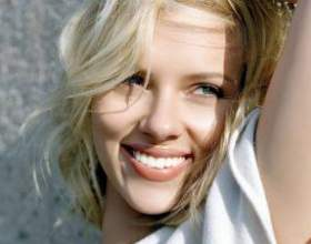 Привабливий світлий колір волосся для кожного тону шкіри фото