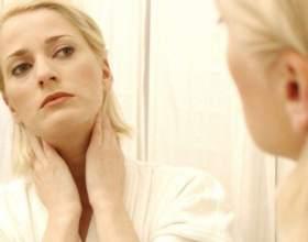 Ознаки захворювання щитовидної залози фото