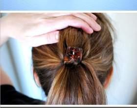 Прості зачіски на кожен день своїми руками фото