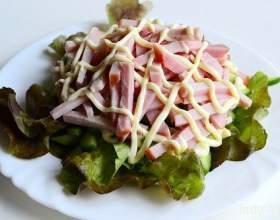 Прості салати на святковий стіл фото