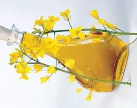 Рапсове масло: шкода і користь. Рапсове масло як паливо: застосування фото